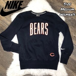 NFL Chicago Bears long sleeve sweater Nike